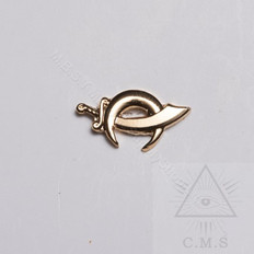 Shrine lapel Pin