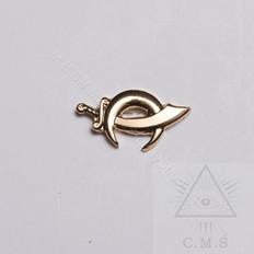 Shrine lapel Pin