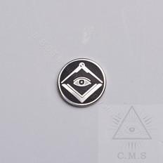 Lapel pin  All Seeing Eye