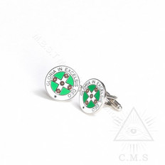 Royal Order of Scotland Cuff Links