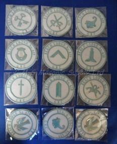 Lodge Apron Badges