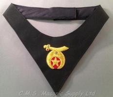Masonic Tie   Cravat