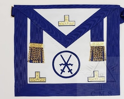 Grand Lodge Officers Undress Apron BC Syle