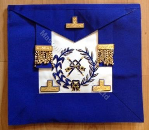 2d6c3f1676 Past Grand Officers Aprons with Wreath