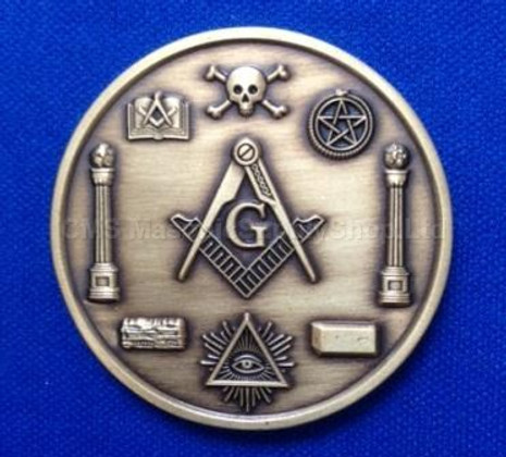 Custom Masonic Medallions