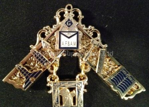 Past Masters Jewel 30 A.F & A.M