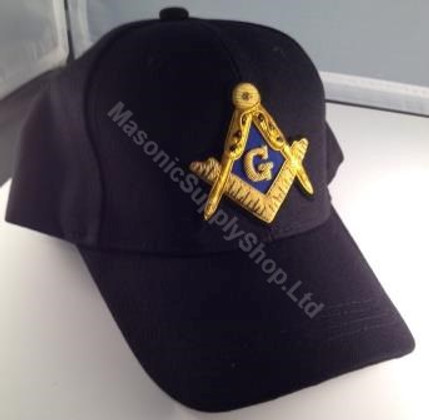 Deluxe Masonic Baseball Hat c92cd7e2a53