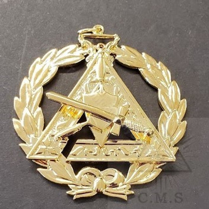 Grand Council Cryptic Rite  Past Officers Jewels