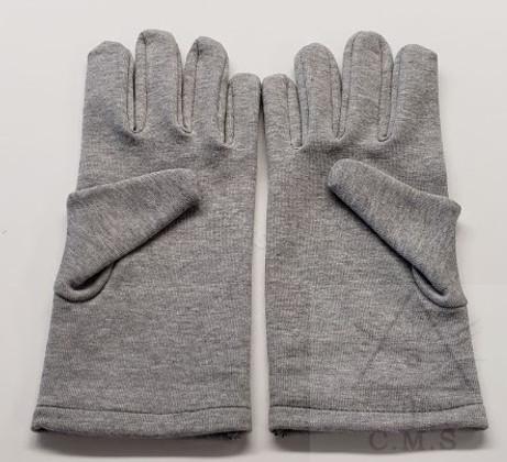 Grey Masonic Gloves