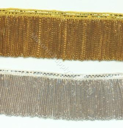 Replacement   Bullion Wire  Apron Fringe For  Lodge Aprons
