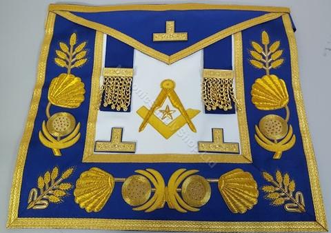 Deputy Grand Masters Dress apron