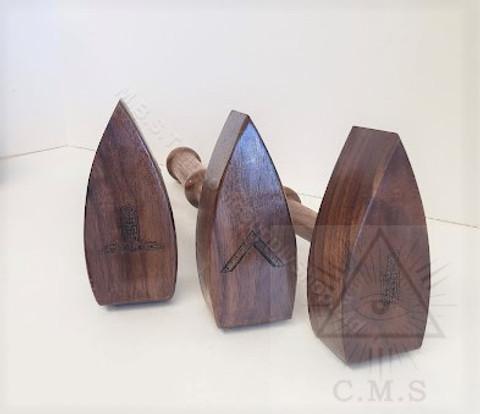 Masonic gavels