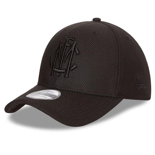 New Era 3930 Black Cap