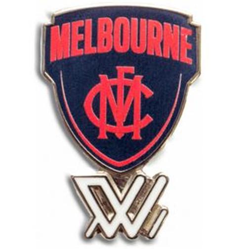 Demons Pin AFLW logo