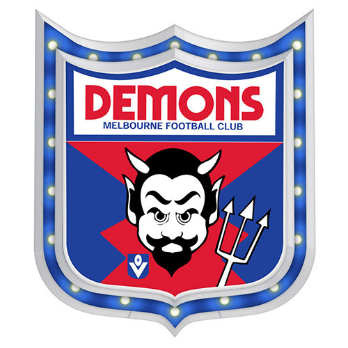 Demons Sign Light Up