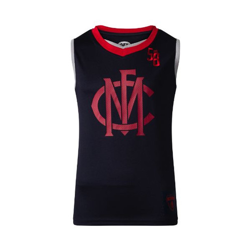 Mens S19 Basketball Singlet