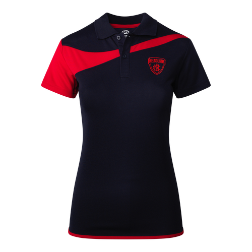 Demons W20 Womens Premium Polo
