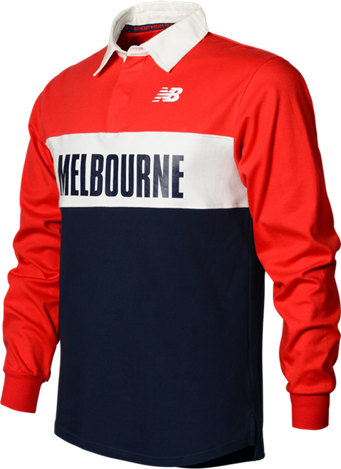 New Balance Mens Rugby Top