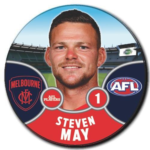 Demons Player Badge AFL 2021