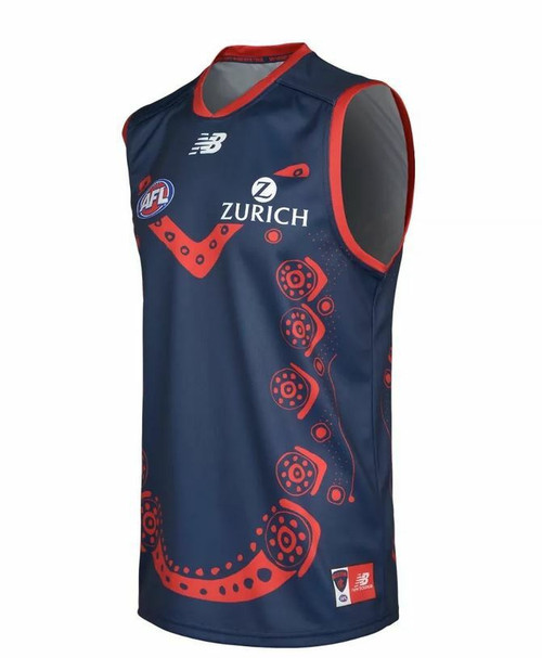 Demons 2019 Indigenous Guernsey