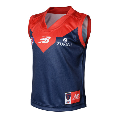 Demons New Balance Infant Home Guernsey 2021