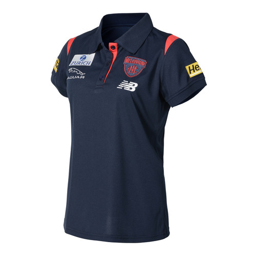 Demons Womens Media Polo 2021