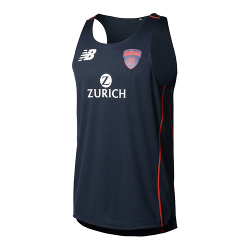Demons New Balance Blue Training Singlet 2021