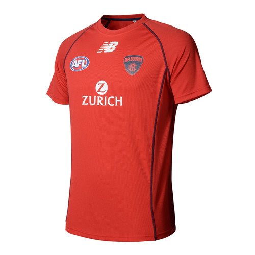 Demons New Balance Red Training Tee 2021
