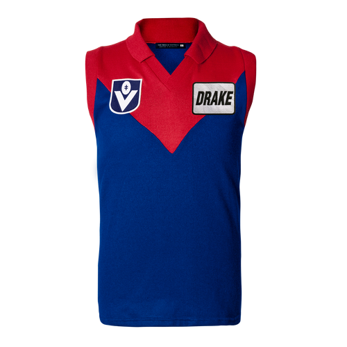 Demons Fibre Of Football Drake Wool Guernsey