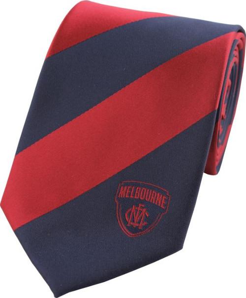 Demons Thick Stripe Tie