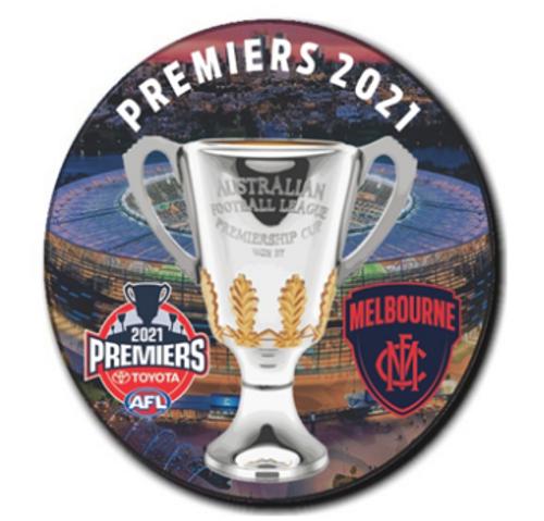 Melbourne Demons Premiers Badge