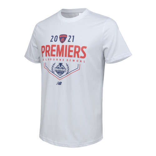 Melbourne Demons New Balance Youth Premiers Tee
