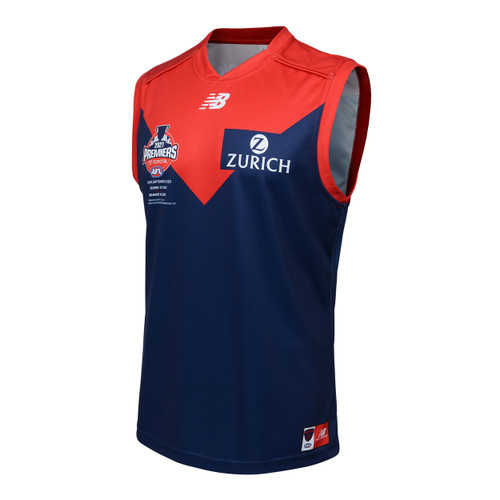 Melbourne Demons Premiers Youth Guernsey