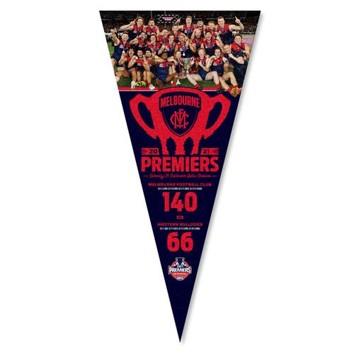 Melbourne Demons Premiers P2 Pennant