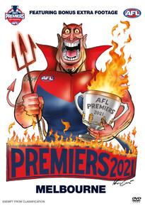 Melbourne Demons Premiers DVD