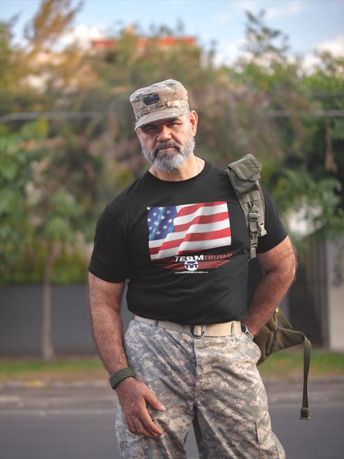 Official Three Term Trump™ Tee Shirt #T-3B-M