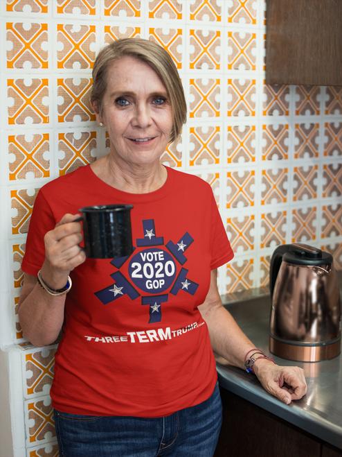 Official Three Term Trump™ Tee Shirt #T-5R-F