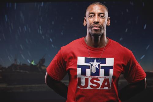 Official Three Term Trump™ Tee Shirt #T-10R-M