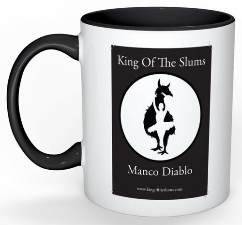 King of the Slums Manco Diablo Mug