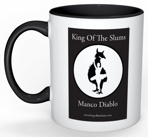 King of the Slums Manco Diablo Mug