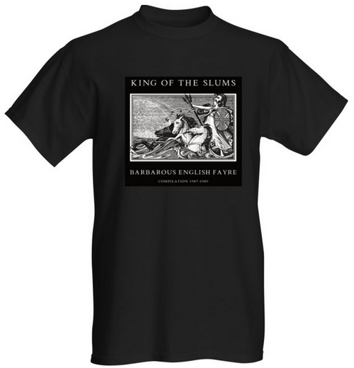 Barbarous English Fayre T-Shirt