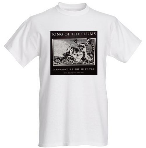 Barbarous English Fayre Turn on a Sixpence T-Shirt