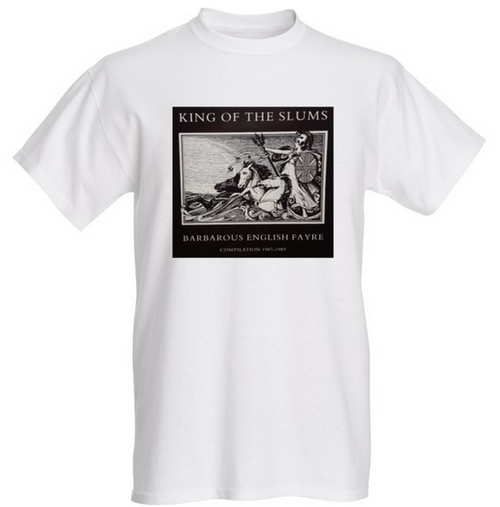 Barbarous English Fayre Turn on a Sixpence T-Shirt