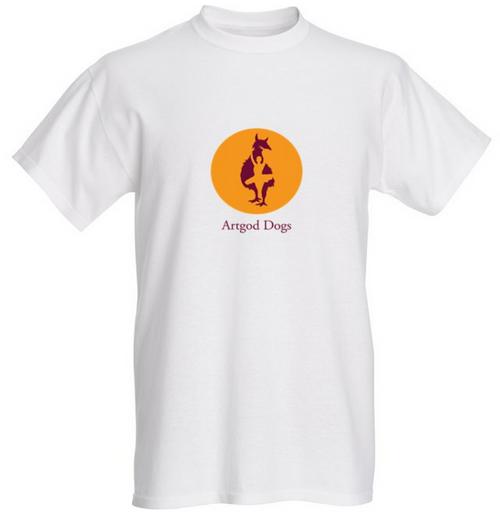 Artgod Dogs Logo T-Shirt