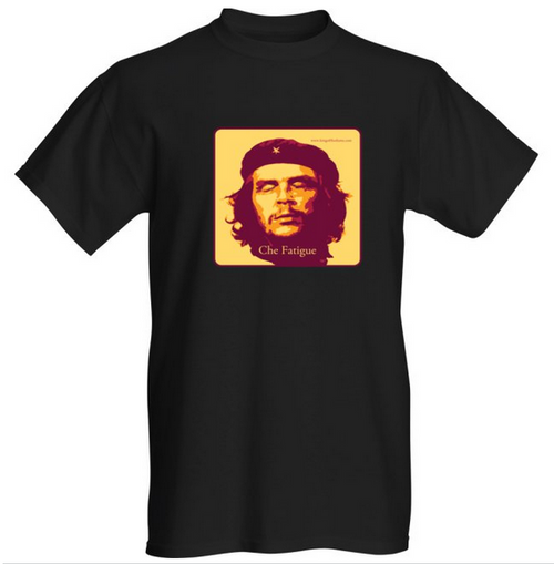 Che Fatigue T-Shirt (Black)