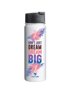 Dream Big Water Tumbler