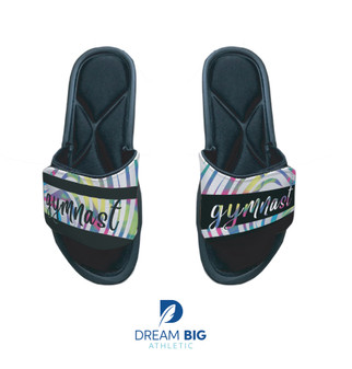 Gymnast Slides (white)