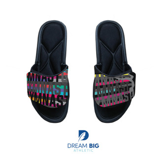 Gymnast Slides (black)