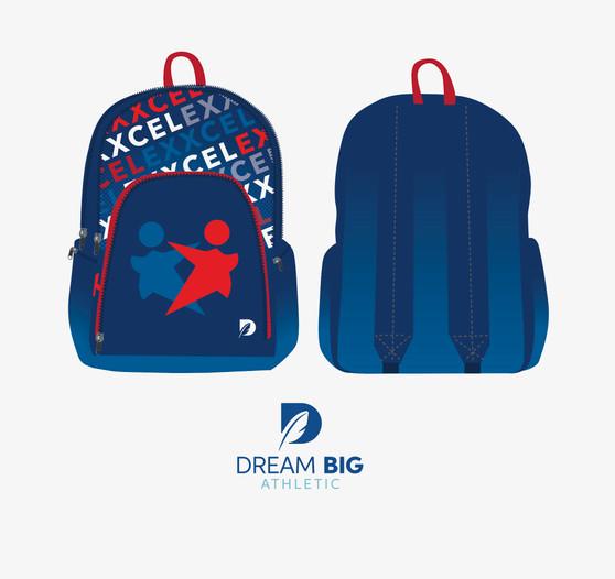 Exxcel Gymnastics UNITY Backpack