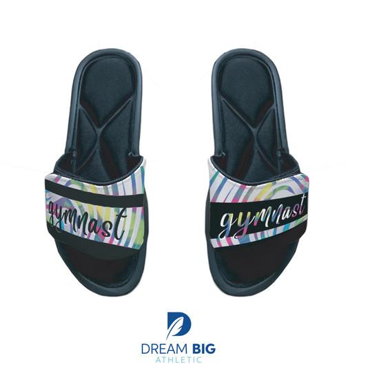 Gymnast Slides (white)